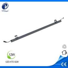 DMX512 control RGBW LED lámpara de tira de aluminio
