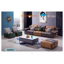 Sofá moderno de tecido da moda para móveis de escritório