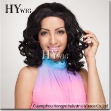 Peruca de cabelo sintético encaracolado de moda (SW-CC)