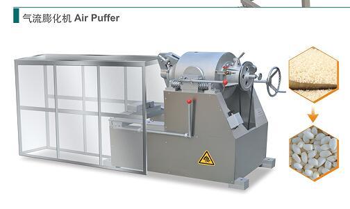 Air puffer