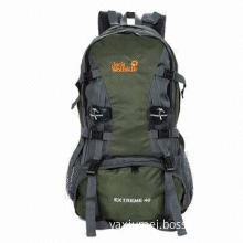 High capacity Anti-water/Anti-tear Hiking Backpack