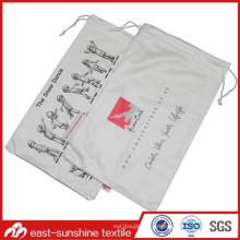 Personalizado Sublimación impresión microfibra lente bolsa con etiqueta