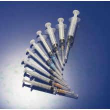 Aprobado Ce ISO suministros médicos desechables con aguja