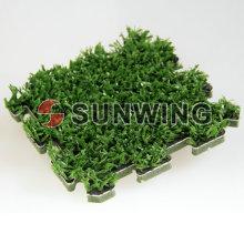 Synthetische Grasfliese billig