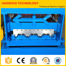 Metalldeck-Umformmaschine