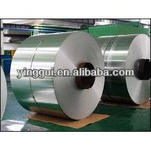 Bobine en aluminium 6063 pour la construction et la construction