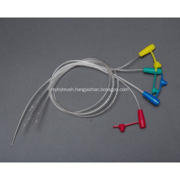 Medical Grade PVC Disposable Infant Feeding Tube Connector