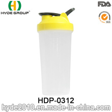 700ml Portable BPA frei Kunststoff Protein Shake Bottle (HDP-0312)