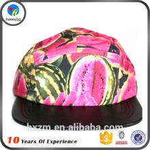 Hot design 5 chapeau de chapeau en panne à vendre
