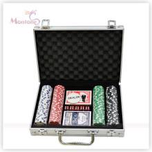 Casino 200PCS Alluminum Case Poker Chip Set
