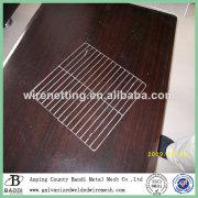 galvanized steel circular bbq wire mesh