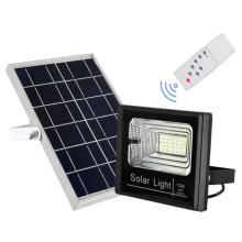 Outdoor waterproof 50w solar flood light