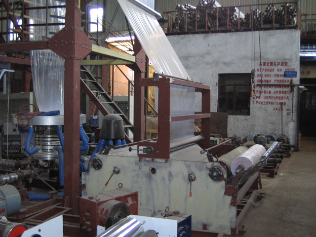 3SJ-G Three Layer Film Blowing Machine Rotary Die