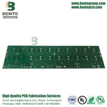 5oz Thick Copper PCB 4-layers PCB Circuit