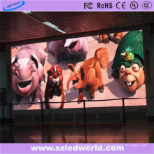 Publicité visuelle d'intérieur d'affichage à LED Polychrome de HD2.5