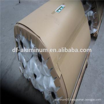 Heat resistant aluminum foil tape