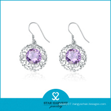 Whosale 925 Silver Earring for Luxury Design