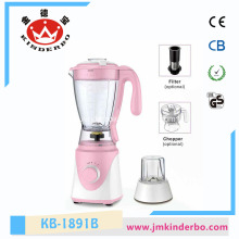 1.5L Glass Cup Table Blender Vegetable Blender