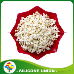 OEM Microwave Home Silicone Popcorn Container