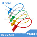 Transportation Plastic Security Seals for Sealing Trucks and Tanks (YL-S366)