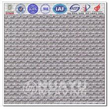 Tissus en mousse à double couche en polyester