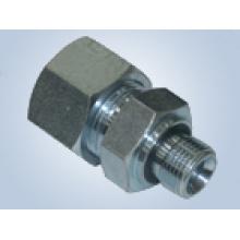 Метрическая резьба укус типа штуцеров пробки заменить Паркер фитинги и Eaton арматуры (стержня заканчивается уплотнительное кольцо)