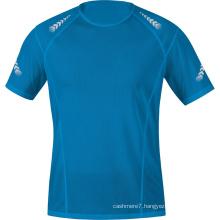 Factory Wholesale Men Fitness T-Shirts Sport Wear T-Shirts