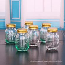 shot drinking glass mason jar bottles 1.5oz