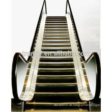 1000mm Schrittbreite Automatische Rolltreppe Spezifikation / 30/35 Grad Flughafen Lift Treppen Rolltreppe