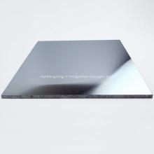 2017 2014 feuille de carbure d'aluminium ultra mince