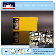 SGS-Zertifikat-freie Probe-Pulver-Beschichtung für Hochleistungs-Fitnessgeräte