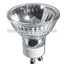Алюминиевым покрытием рефлектора галоида GU10 лампы