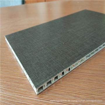 Schwarze Aluminium-Wabenplatten