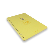 Cuaderno de papelería Cuaderno personalizado de impresión Cuaderno espiral