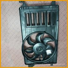 Auto Ventilateur de refroidissement de radiateur à condensateur AC 2010-2011 Mazda 3 2.0L 2.3L 2.5L