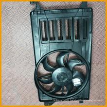 Auto AC Condenser Radiator Cooling Fan 2010-2011 Mazda 3 2.0L 2.3L 2.5L