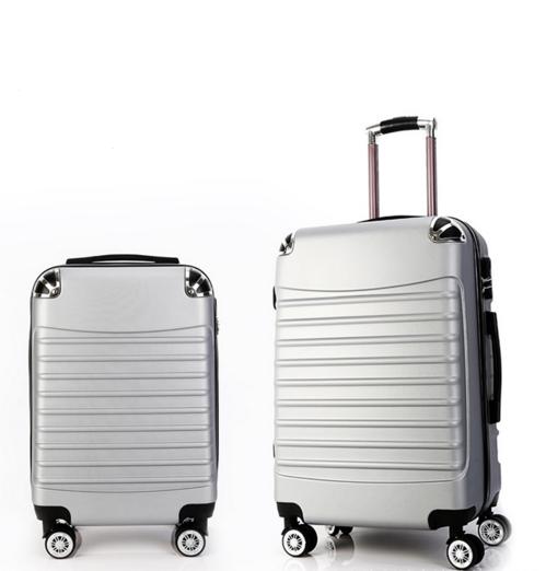 TSA Lock ABS PC luggage