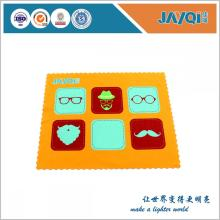 Brillenreinigungstuch Microfiber 3D auf Lager