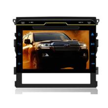2DIN Car DVD-Player Fit für Toyota Land Cruiser LC200 Landcruiser 2016 mit Radio Bluetooth-Stereo-TV-GPS-Navigationssystem