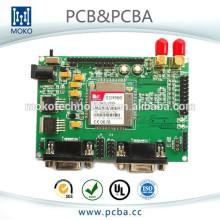 Bas prix sim gsm module gps tracker PCBA sim908