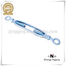 sujetadores de metal de acero al carbono tipo JG marco de chasis galvanizado hecho en China proveedor