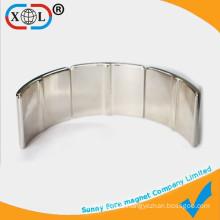 N35 - N52 tile type neodymium magnets