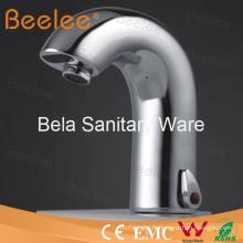 Robinet mélangeur automatique de bassin, robinet électronique (froid et chaud)