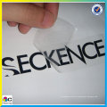 China supplier bottle label sticker and self-adhesive label