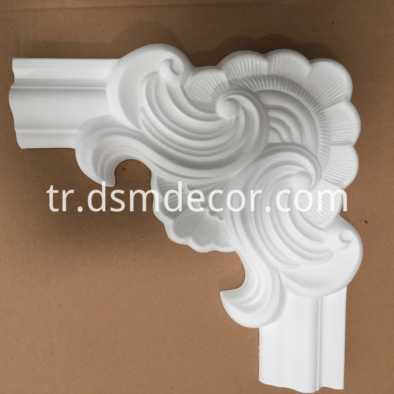 Ceiling Molding Corner Blocks