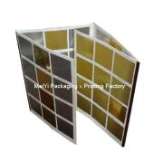 Swatch Book, Sample Book, Sample Card Printing
