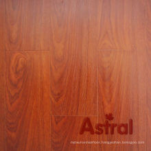 Handscraped Grain Surface (U-Groove) Laminate Flooring (9107)