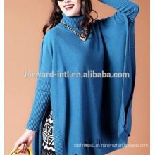 suéter de punto de mujer de cachemira de moda de estilo nuevo