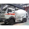 Hochwertige Northbenz 6X4 Beton LKW zum Verkauf