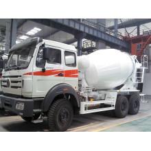 Caminhão de concreto de alta qualidade Northbenz 6 X 4 para venda